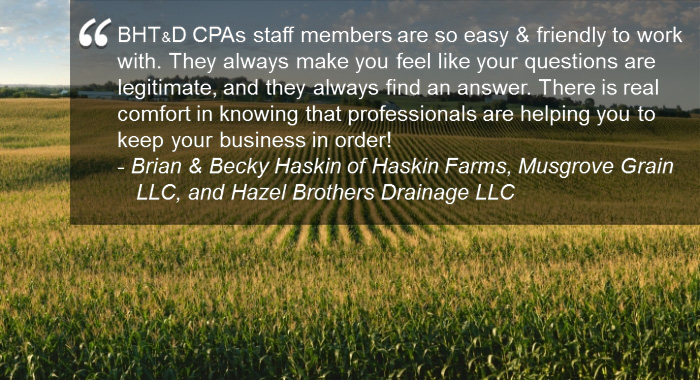 agricultural accountants