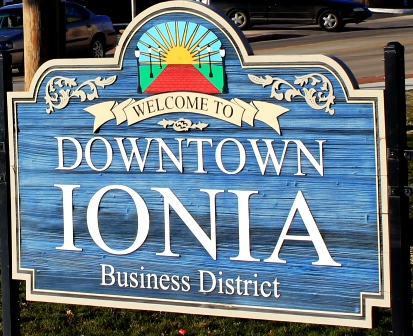 Ionia Michigan