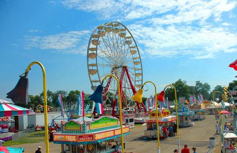 Ionia Michigan Free Fair
