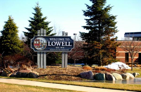 Lowell Michigan