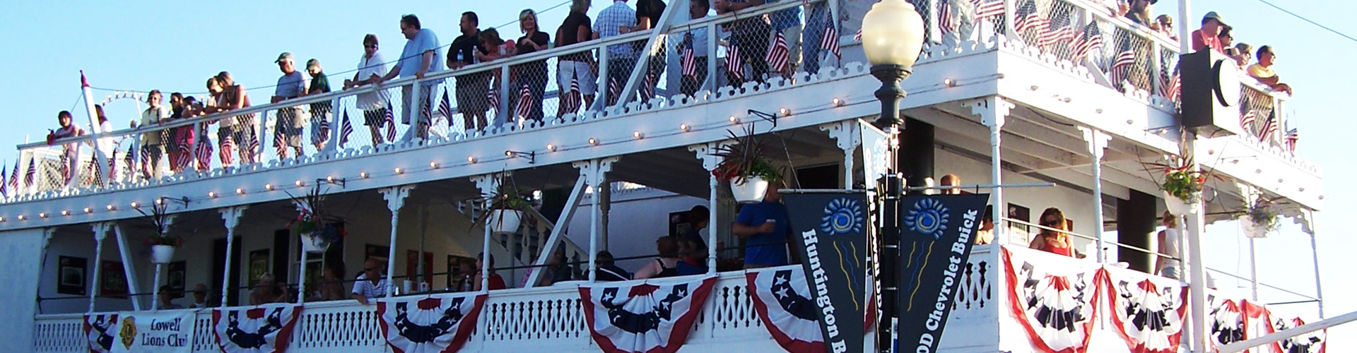 Lowell Michigan Showboat
