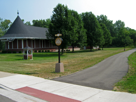 Saranac Depot and Trail Access