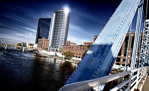 Grand Rapids by Jack Amick