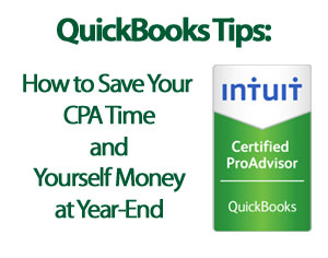 QuickBooks Tips How to Save Time and Money