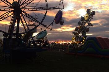 Barry County Fair in Michigan