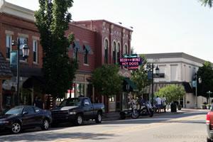Downtown Rockford Michigan
