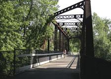 White Pine Trail State Park, Rockford Michigan