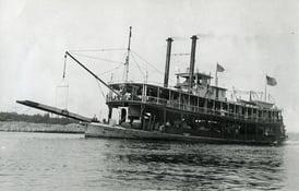 Grand River Boat Line steamer The Grand