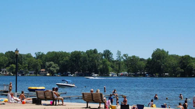 Jordan Lake, Lake Odessa, Michigan
